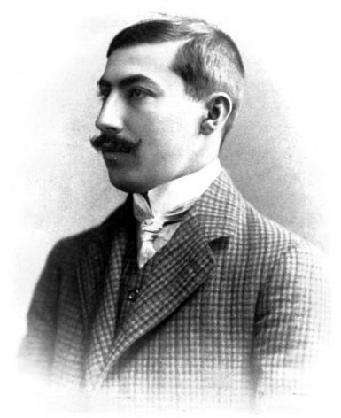 Akiba Rubinstein.