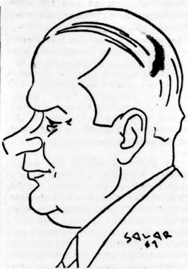 Alekhine - Pariser Zeitung 1941-02-16